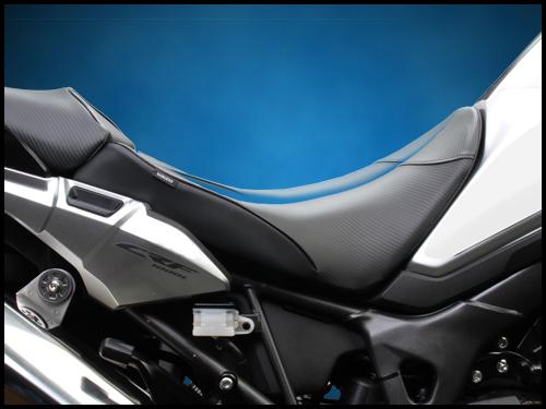 Amazing Sargent Seats Honda Africa Twin Creativecarmelina Interior Chair Design Creativecarmelinacom